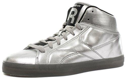 Reebok - Baskets Reebok classiques T RAWW hommes, de l'argent