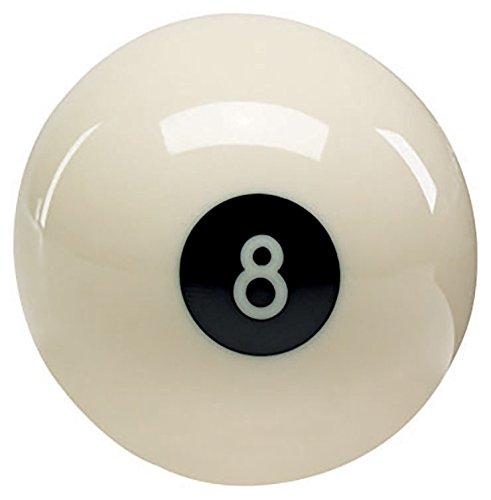 Reverse Belgian Aramith 8 Ball