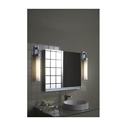 Robern CB UC3027FPE Uplift Flat Plain Mirror Medicine Cabinet