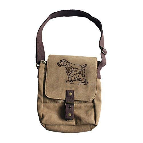 Canvas 15604 Bag Dog Jagdhund Embroidery With X7XrxAY