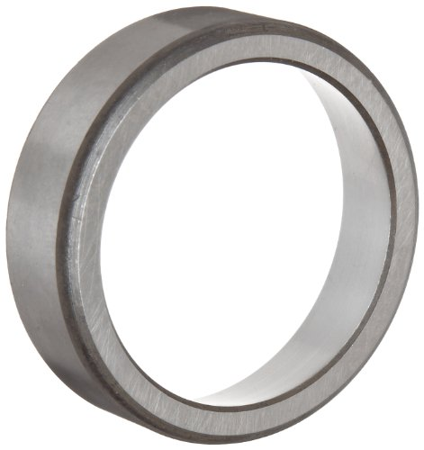 Timken M12610 Tapered Roller Bearing Outer Race Cup, Steel, Inch, 1.969