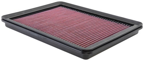 K&N 33-2493 High Performance Replacement Air Filter