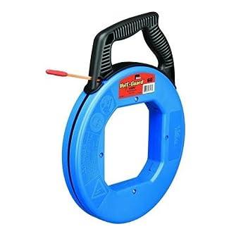 Ideal 31 542 volt guard fish tape 60 39 for Ideal fiberglass fish tape