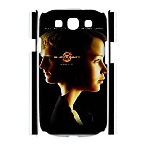 DIY Printed The hunger games cover case For Samsung Galaxy S3 I9300 BM4199275