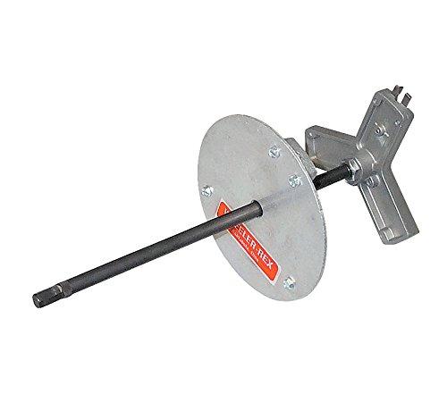 Wheeler-Rex 4290 Internal Plastic Pipe Cutter 4-Inch Schedule 40 pipe