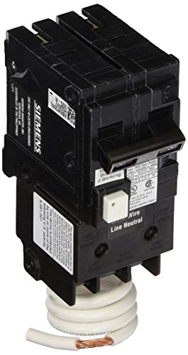 (Siemens QF230A Ground Fault Circuit Interrupter, 30 Amp, 2 Pole, 120V, 10,000 Aic,)