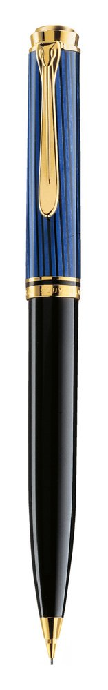 Pelikan D600Mechanical Pencil Premium Plume Noir/Bleu