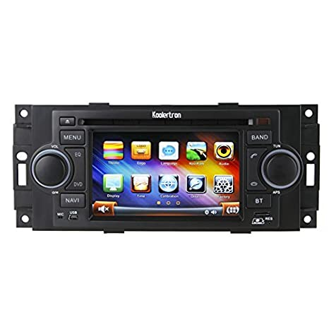 amazon com koolertron car dvd player for 2005 2007 chrysler 300 rh amazon com Car Stereo Harness Diagram Car Stereo Diagram