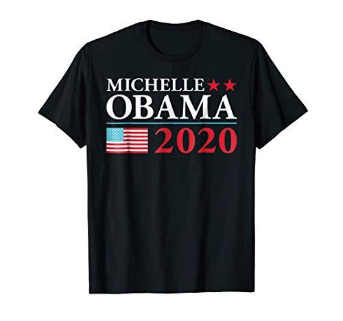 Michelle Obama 2020 T-Shirt - Feminism President Tee