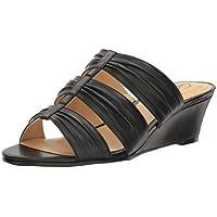 Trotters Mia Slide Women's Sandal (Black)
