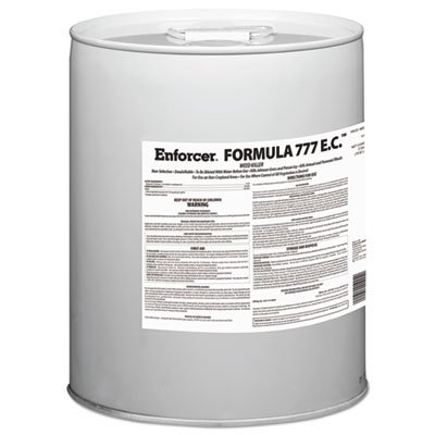 Enforcer - Formula 777 E.C. Weed Killer, Non-Cropland, 5 Gal Pail by Enforcer