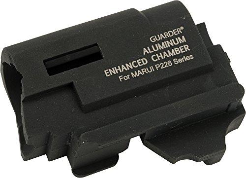 Evike - Guarder CNC Machined Aluminum Enhanced Hop-Up Chamber w/Hopup Dial for Tokyo Marui P226/E2 GBB Pistols (Best Tokyo Marui Gbb Pistol)