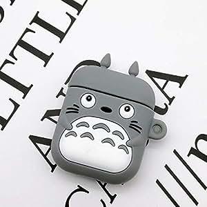 Amazon.com: Totoro Cat Case for Apple Airpods 1 & 2