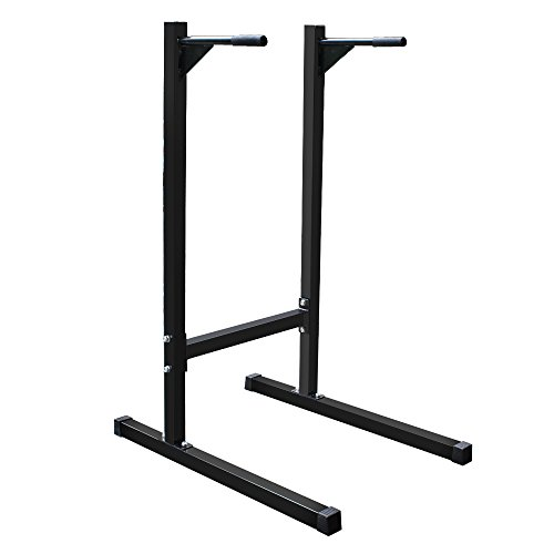 Smartxchoices Dip Stand Pull Push Up Bar, Parallel Bar Bicep Triceps Home Gym Dipping station (Dip Station) by Smartxchoices