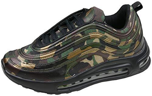 gold tarn Uomo Sneaker Gibra Schwarz WHw4Rqx0U