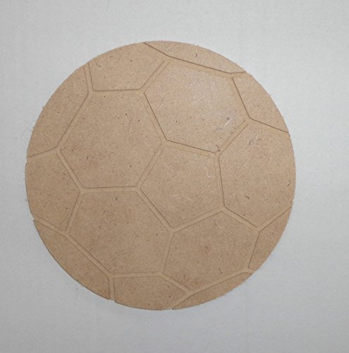 Soccer Ball Cut Out - 6