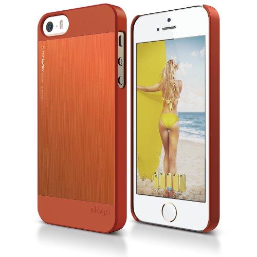 iPhone elago Outift Matrix Orange