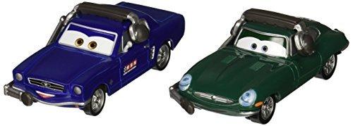Luce Cap (Disney / Pixar Cars WGP Brent Mustangburger with Headset & David Hobbscapp with Headset Mattel Disney / Pixar