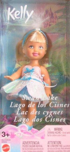 Barbie Swan Lake KELLY as Baby Swan Doll (2003 Multi-Lingual Box from Canada)