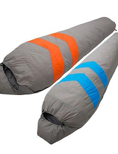 ZYP Schlafsack ( Blau. ) Winddicht. warm halten. Kaltes Wetter . Entendaunen