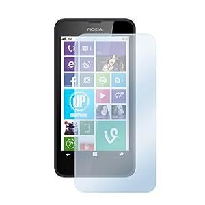 deinPhone Nokia Lumia 630 1 x protector de pantalla mate anti-finger Print