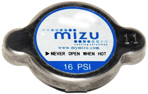 Mizu C-13S Small 1.3 Bar Rated Radiator - Small Radiator Cap
