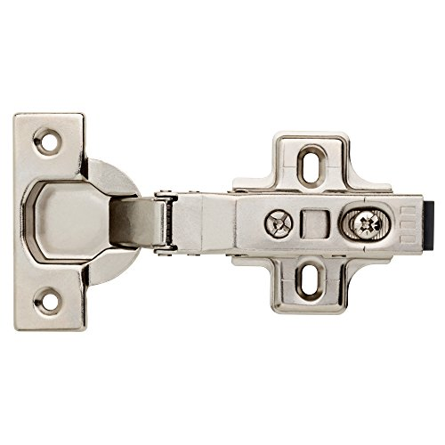 Franklin Brass H32636K-NP-R 35mm 110 Degree Full Overlay Soft-Close Hinge (12 Pack) by Franklin Brass (Image #1)