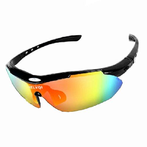 Man Cycling Running Safety Eyewear Bicycle Bike Mountain Bik