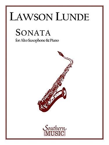 Keyboard Sonatas (Sonata: Alto Sax)