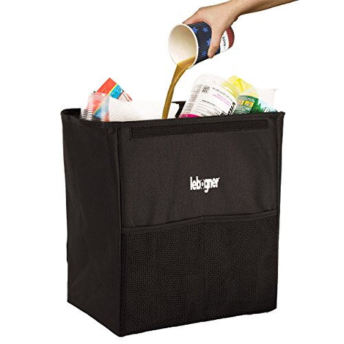 Car Garbage Can Lebogner Leakproof product image