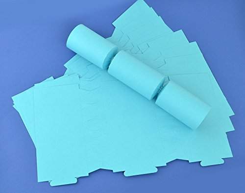 12 Sea Blue Make & Fill Your Own Cracker Boards | DIY Christmas Cracker Crafts