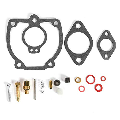 - Carb Kit (Washers, pins, and seats included) R117 Carb Kit for International Farmall Super H M W4 O4 W6 O6 WR9 Tractor