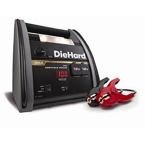 Diehard Portable Battery Charger - 8