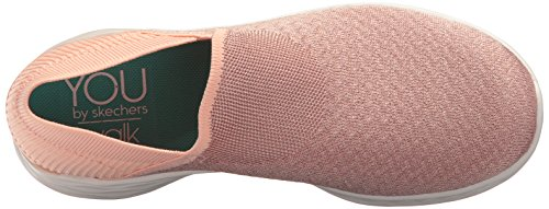 Skechers Womens You-14959 Sneaker Perzik
