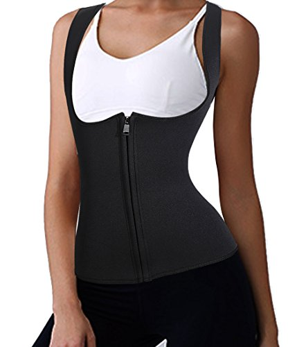 Neoprene Sauna Shapewear Makes Sweat