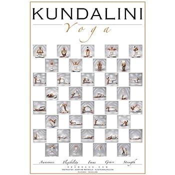 Amazon.com: Kundalini Yoga Poster: Prints: Posters & Prints