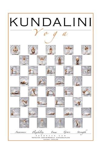 Kundalini Yoga Poster