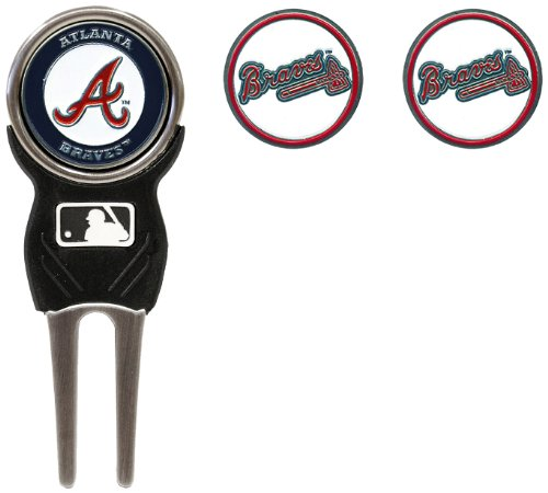 MLB Seattle Mariners Divot Tool Pack With 3 Golf Ball Markers