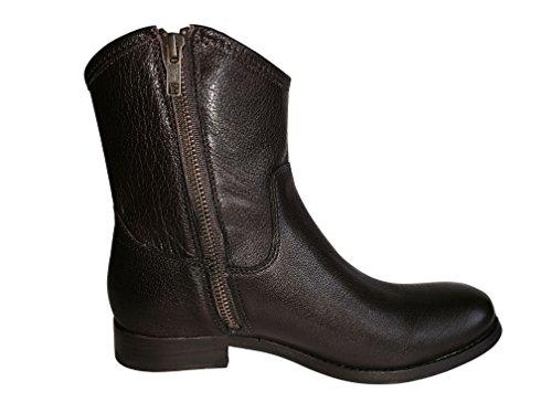 5 Womens 5 Button Dark Brown M Melissa Shortie Boots Frye US Z8xn4fn