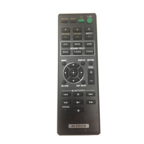 Easy Replacement Remote Control For SONY 149050111 RM-ANP114 RM-ANP084 2.1 Channel surround Sound Bar with Wireless Subwoofer Home Theater System by EREMOTE