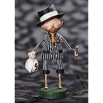 ESC Trading Lori Mitchell Collection Simon The Sorcerer 8.5 inch Figurine