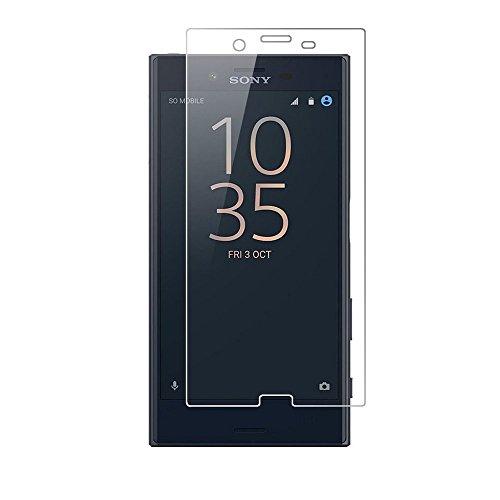 レーザ立場一般的に言えば【PCATEC】 Sony Xperia X Compact SO-02J 強化ガラス 液晶保護フィルム ガラスフィルム 耐指紋 撥油性 表面硬度 9H 業界最薄0.3mmのガラスを採用 2.5D ラウンドエッジ加工 液晶ガラスフィルム (Xperia X Compact)