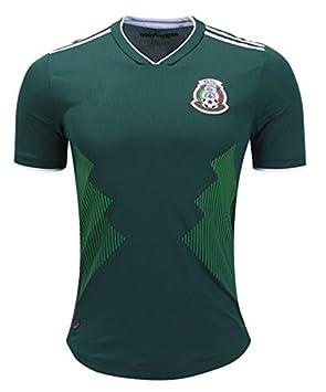GDSQ Camiseta Colombiana 2018 Copa del Mundo Uniforme De Fútbol del Equipo Nacional De México México