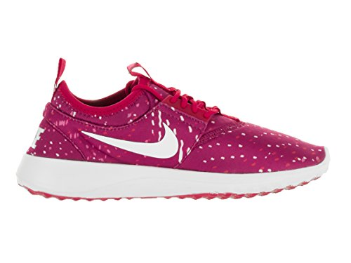 Nike Womens Juvenate Print Scarpa Casual Nbl Rosso / White-university Red-dgtl P