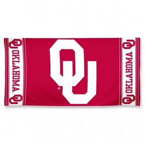 (Oklahoma Sooners Beach Towel - Alternate)