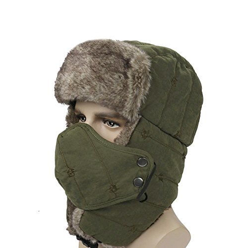 OneTigris Embroidered Trapper Hunting Windproof