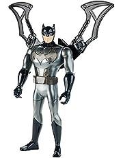 Batman Justice League - Figura Luces y Sonidos, 30 cm