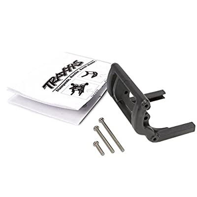 Traxxas 3677 Wheelie Bar Mount with Hardware: Toys & Games