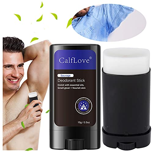 Men Antiperspirant Deodorant Stick, Triple Odor Defense Invisible Solid, 48-Hour Odor Protection Cool Control(Men-Purple)
