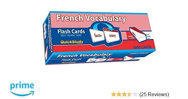 Amazon Com French Vocabulary 0654614021175 Liliane Arnet Books
